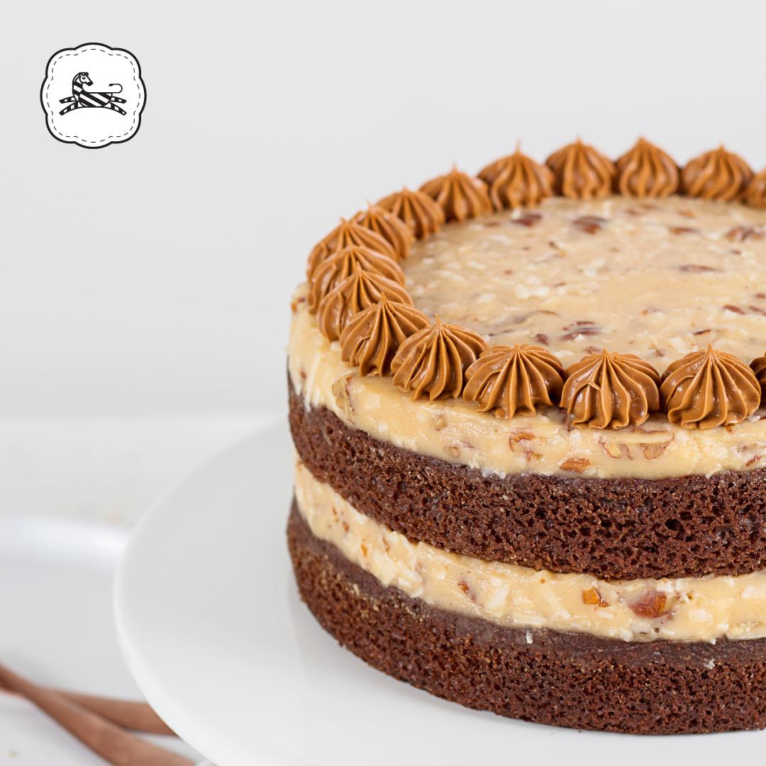Suqiée Repostería - Pasteles - Cakes - Pastel Alemán