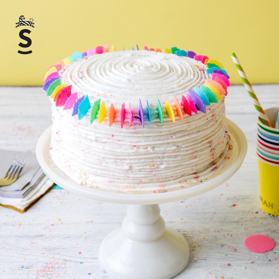 Suqiée Repostería - Pasteles - Cakes - Pastel Arcoíris