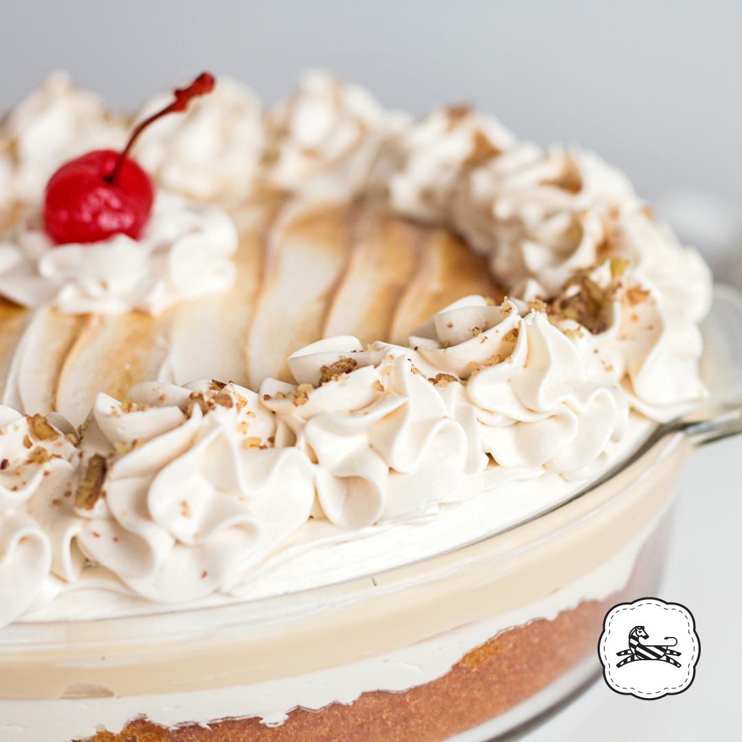 Suqiée - Los Pasteles de Luzma - Pasteles - Cakes - Pastel Boston Vainilla
