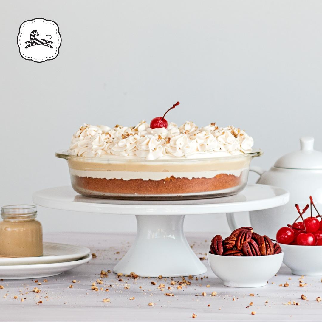 Suqiée Repostería - Pasteles - Cakes - Pastel Boston Vainilla
