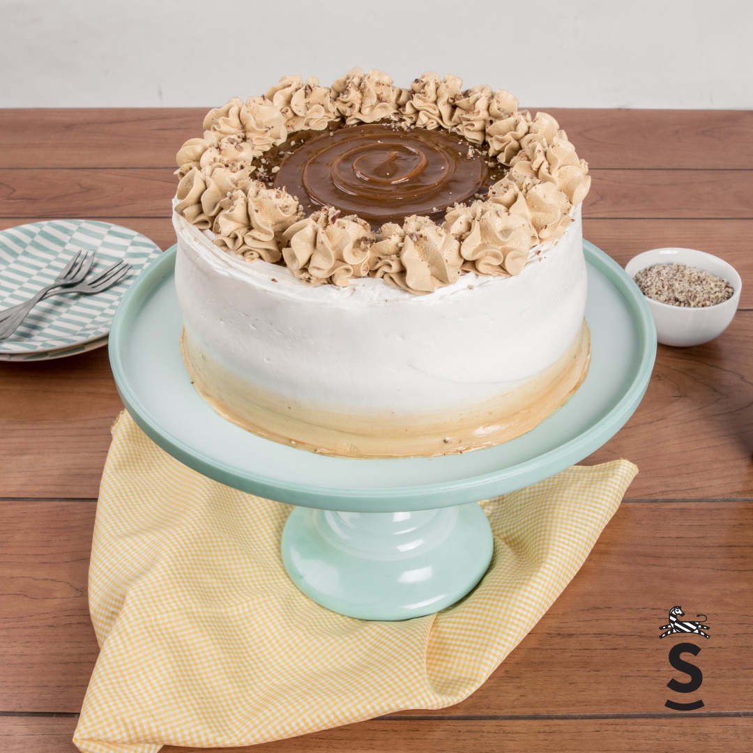 Suqiée Repostería - Pasteles - Cakes - Pastel Cajetoso