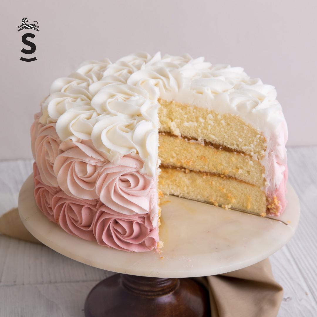 Suqiée - Los Pasteles de Luzma - Pasteles - Cakes - Pastel Clásico