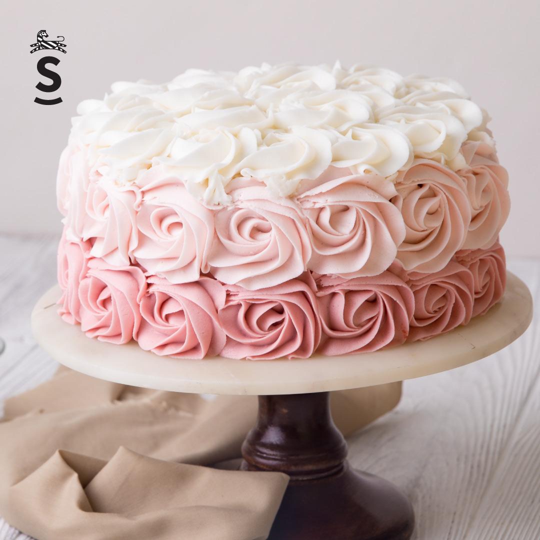 Suqiée Repostería - Pasteles - Cakes - Pastel Clásico