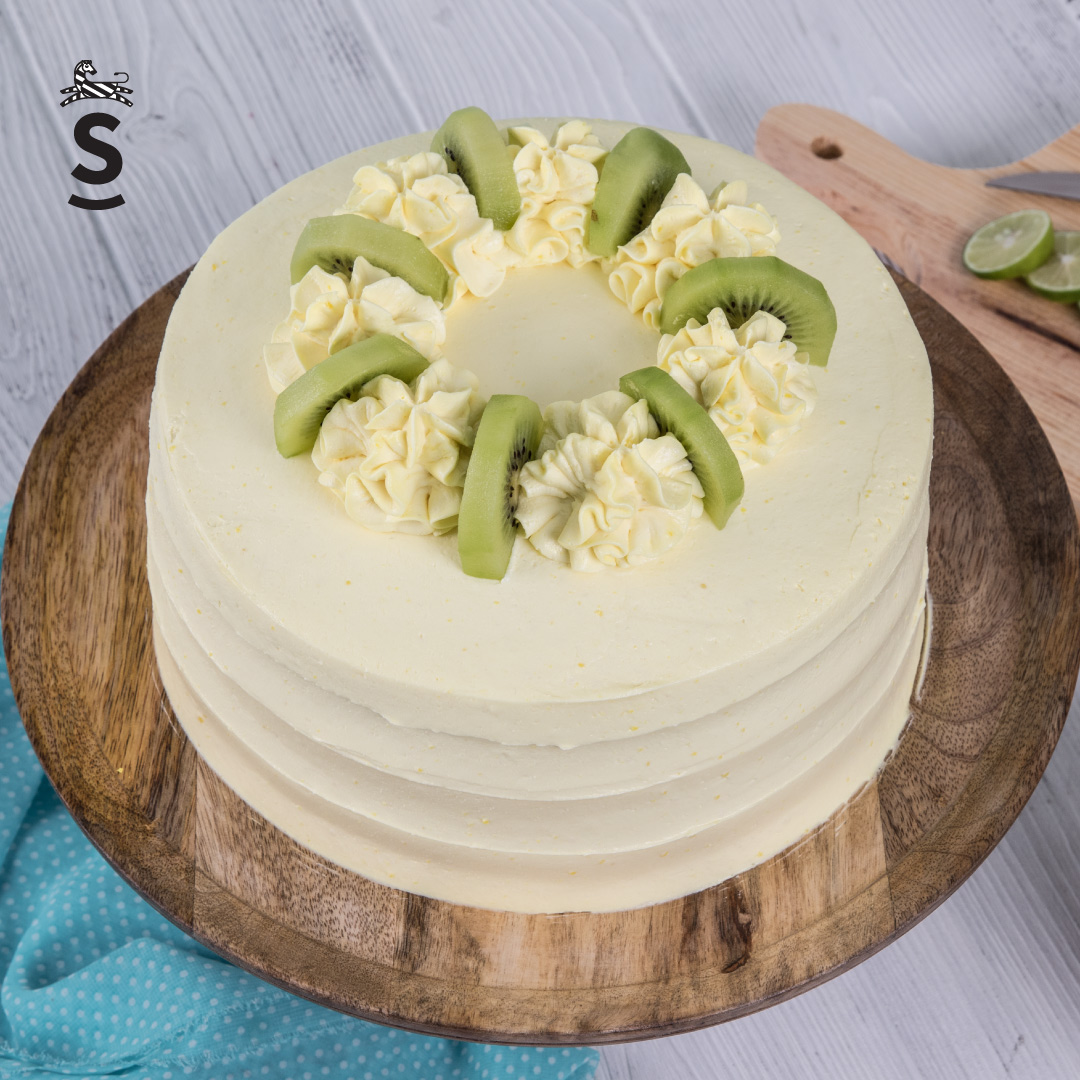 Suqiée – Los Pasteles de Luzma - Pasteles - Cakes - Pastel de Limón