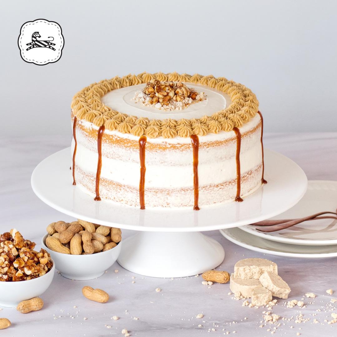 Suqiée Repostería - Pasteles - Cakes - Pastel de Mazapán