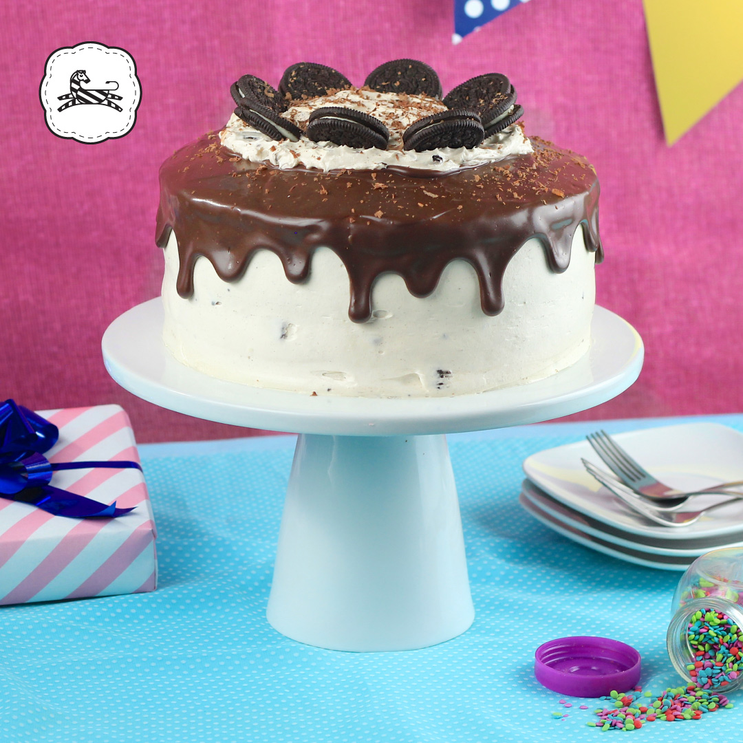 Suqiée Repostería - Pasteles - Cakes - Pastel de Oreo