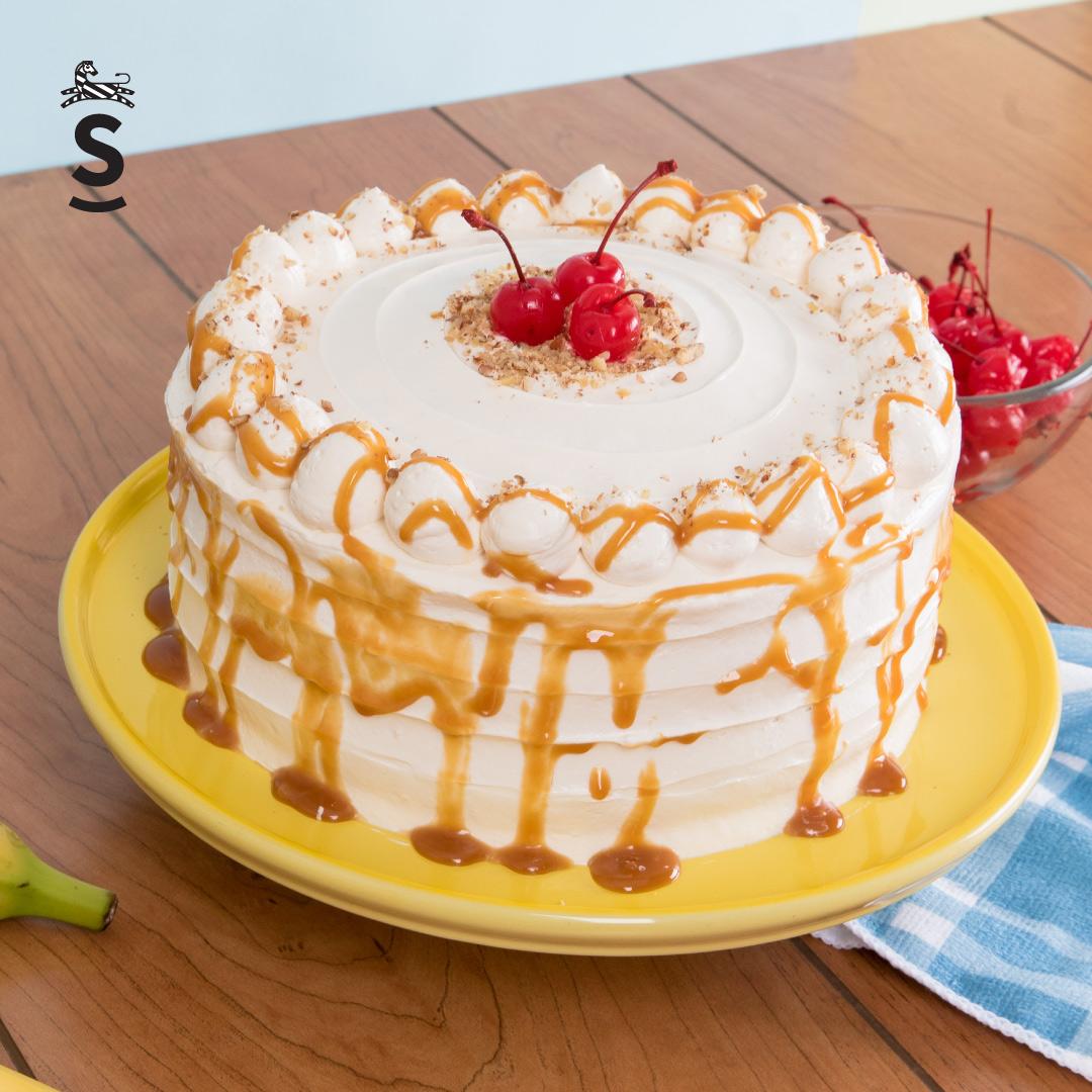 Suqiée Repostería - Pasteles - Cakes - Pastel de Plátano