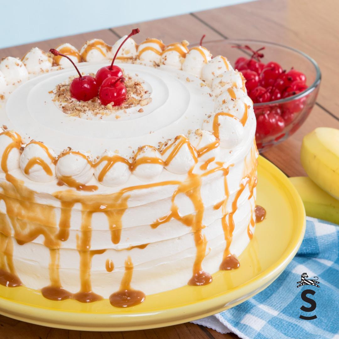 Suqiée - Los Pasteles de Luzma - Pasteles - Cakes - Pastel de Plátano