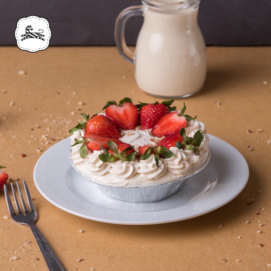 Suqiée Repostería - Pasteles - Cakes - Pastel de Tres Leches Fresa