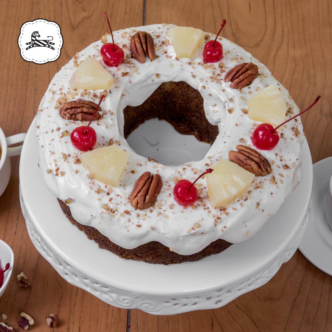 Suqiée Repostería - Pasteles - Cakes - Rosca de Zanahoria