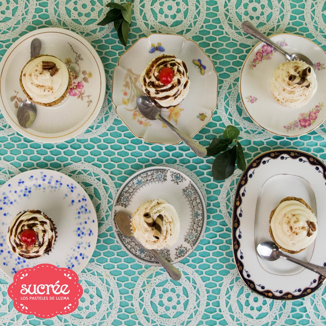 Sucrée - Los Pasteles de Luzma - Día de los Abuelos - Bollitos - Cupcakes