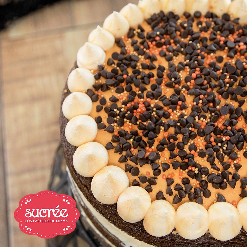 Sucrée - Los Pasteles de Luzma - Octubre - Dulce Chocolate