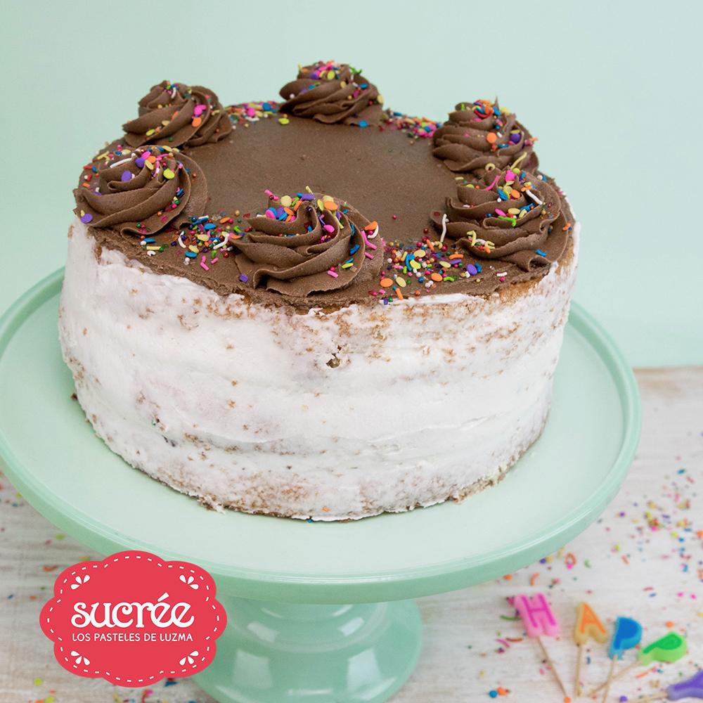 Sucrée - Los Pasteles de Luzma - Noviembre - Happy Cake