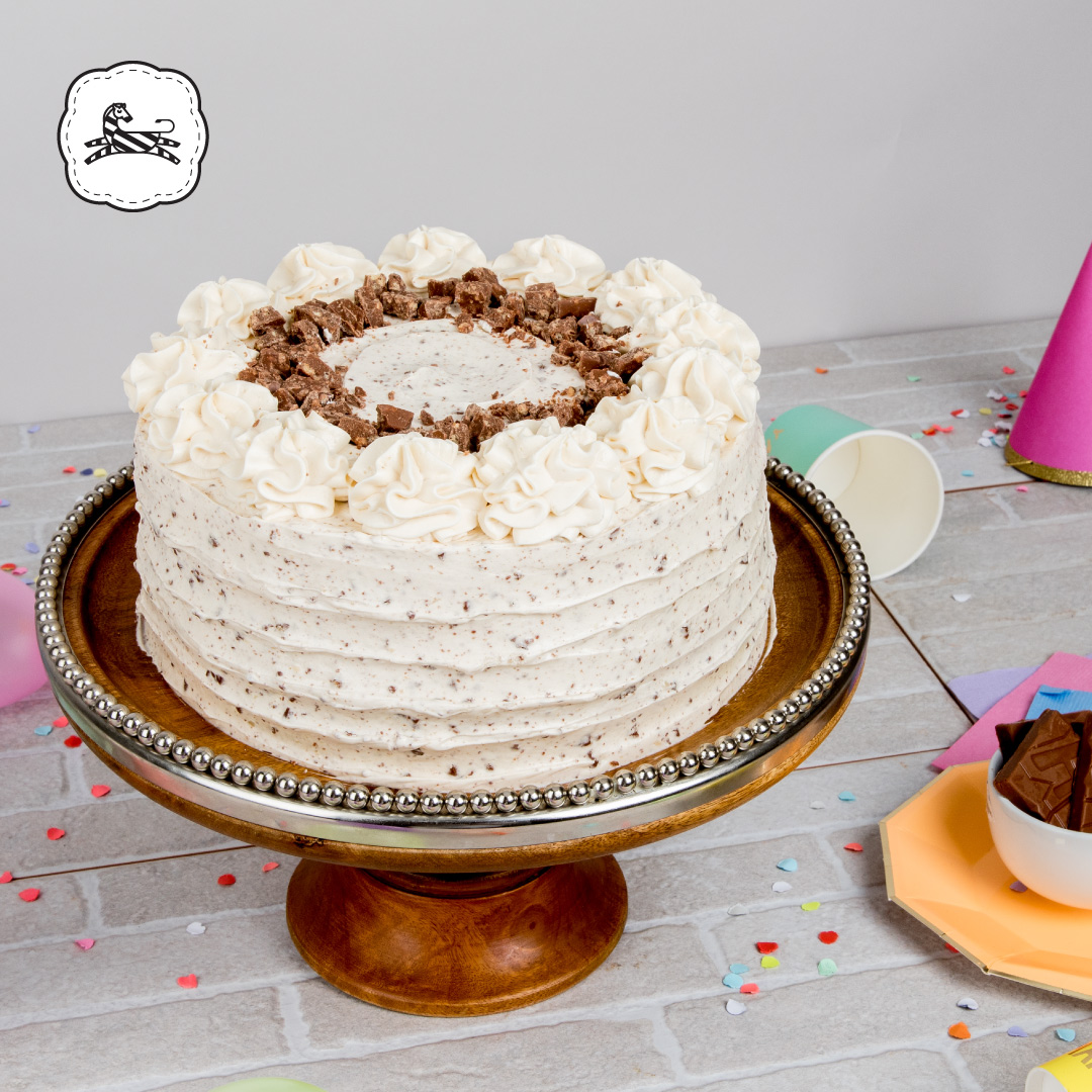 Suqiée Repostería - Pasteles - Cakes - Pastel Crunch