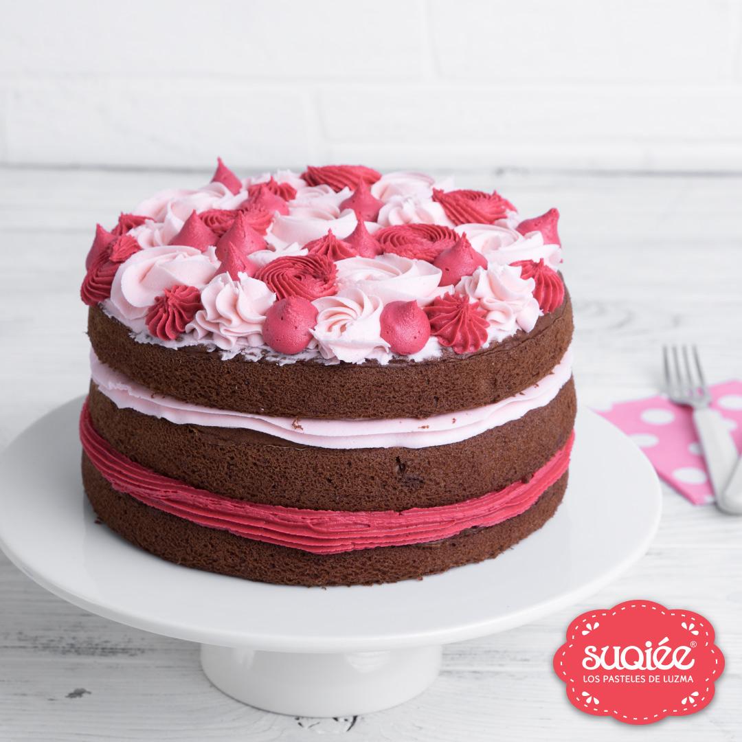 Suqiée - Los Pasteles de Luzma - Pasteles - Día de San Valentín - 14 de Febrero - Pastel Sweet Cake