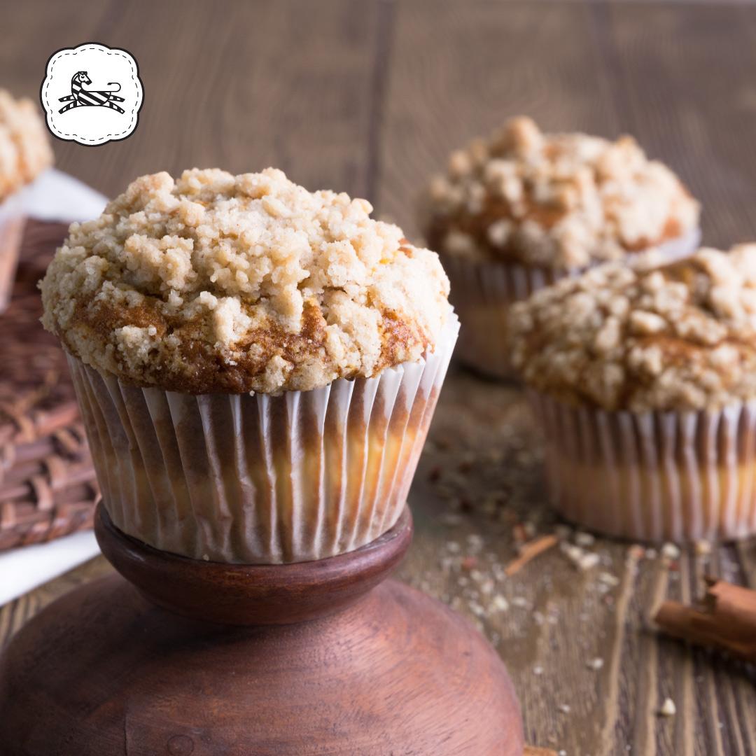 Suqiée Repostería - Muffins - Muffins de Calabaza