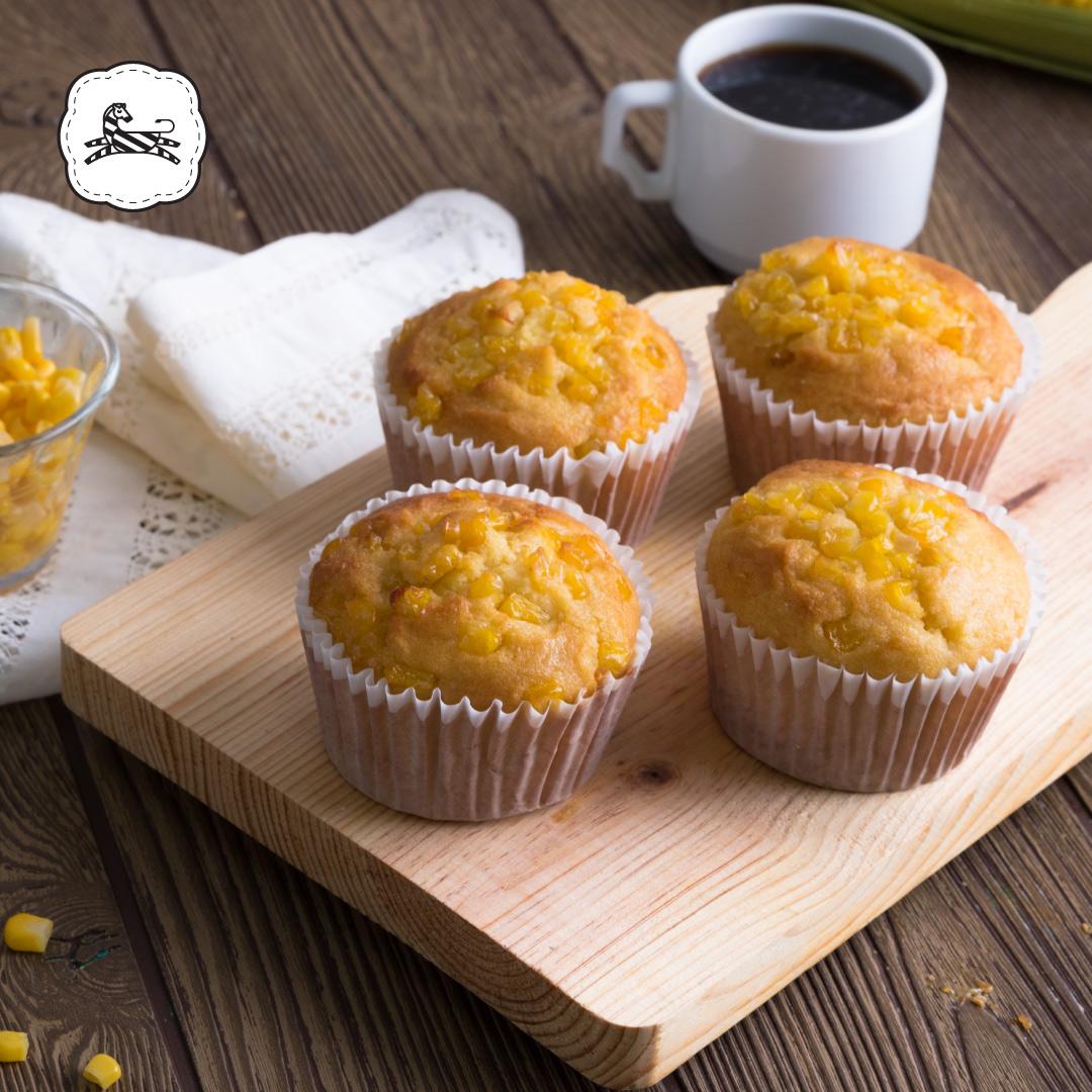 Suqiée Repostería - Muffins - Muffins de Elote