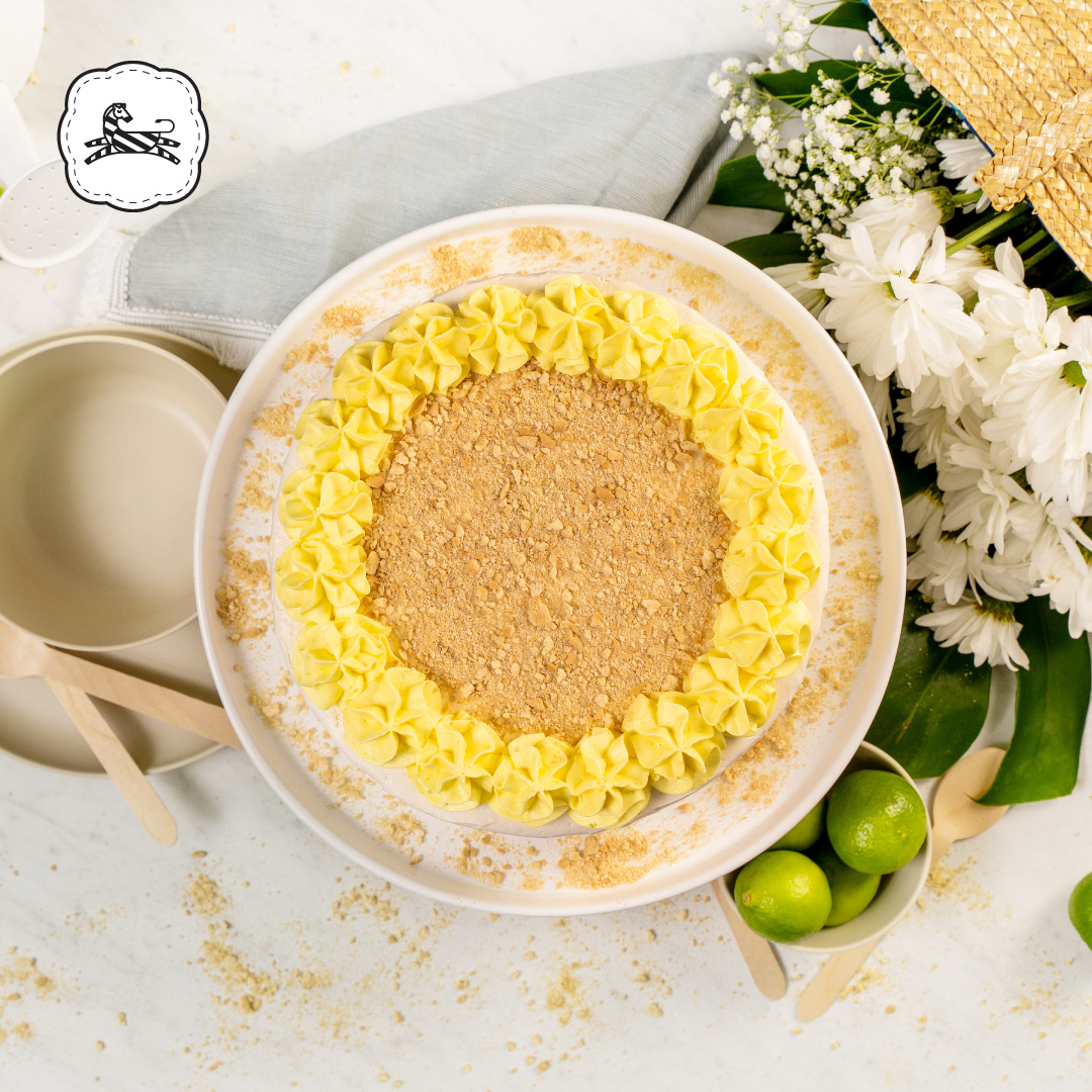 Suqiée Repostería - Pasteles - Pastel Galleta Limón