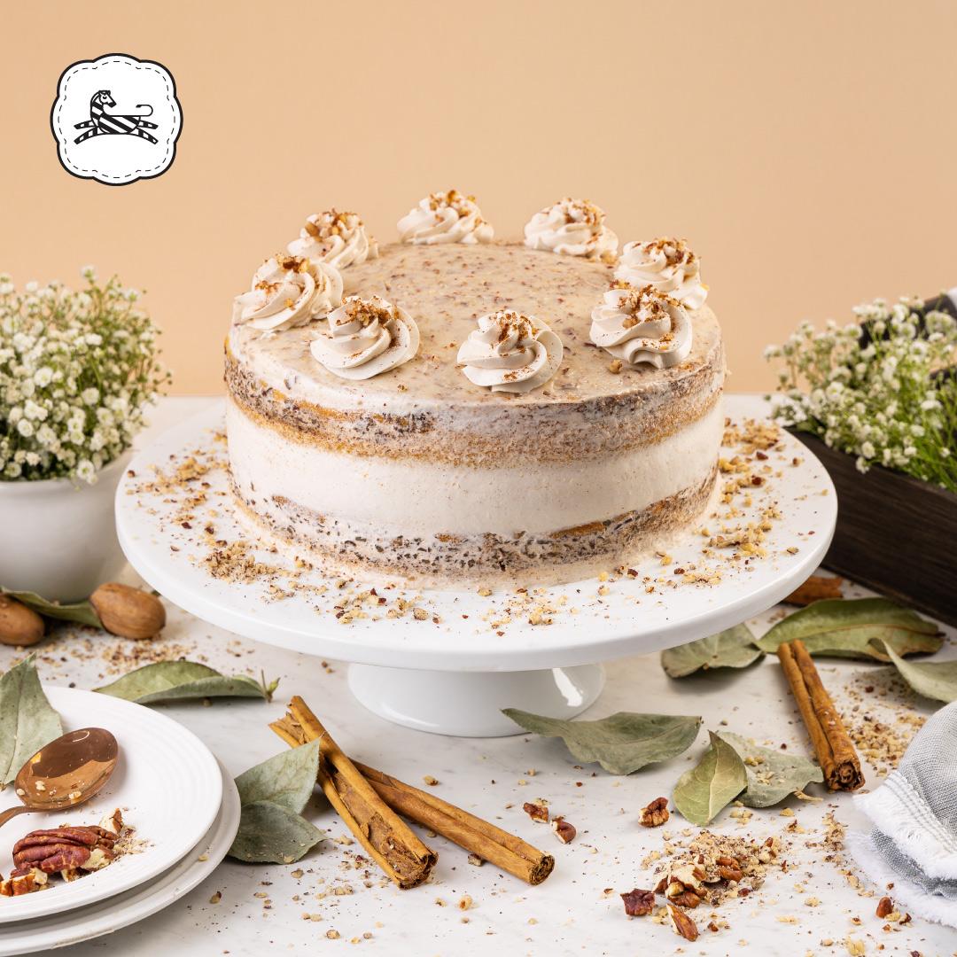 Suqiée Repostería - Pasteles - Pastel Canneli