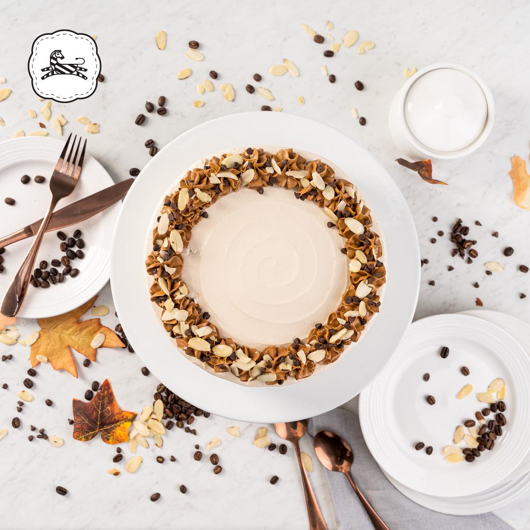 Suqiée Repostería - Pasteles - Pastel Kahlúa
