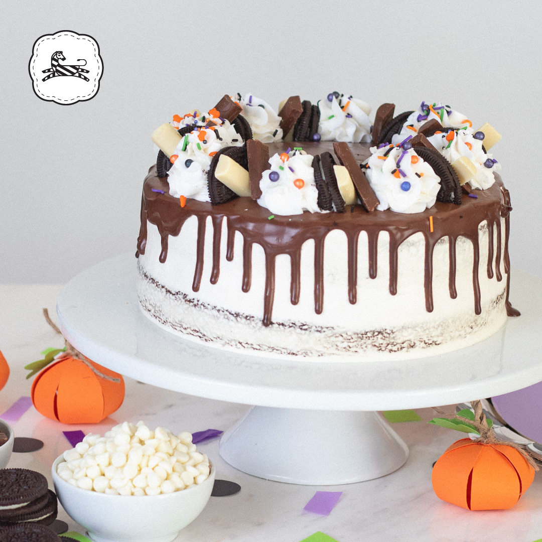 Suqiée Repostería - Pasteles - Cakes - Pastel Choco-Divertido